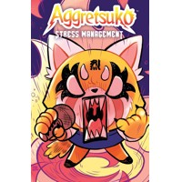 AGGRETSUKO HC VOL 02 STRESS MANAGEMENT - Michelle Gish, Daniel Barnes