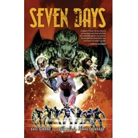 CATALYST PRIME SEVEN DAYS TP VOL 01 - Gail Simone