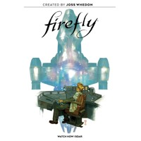 FIREFLY WATCH HOW I SOAR ORIGINAL GN HC