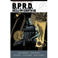 BPRD HELL ON EARTH TP VOL 01 - Mike Mignola, John Arcudi