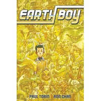 EARTH BOY TP - Paul Tobin