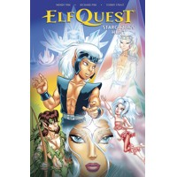 ELFQUEST STARGAZERS HUNT TP - Wendy Pini, Richard Pini