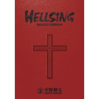 HELLSING DELUXE EDITION HC VOL 03 (MR) - Kohta Hirano