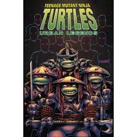 TMNT URBAN LEGENDS TP VOL 02 - Gary Carlson
