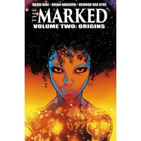 MARKED TP VOL 02 ORIGINS (MR) - David Hine, Brian Haberlin