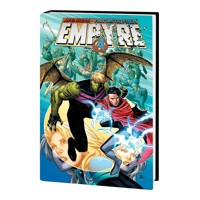 EMPYRE OMNIBUS HC CHEUNG HULKLING WICCAN DM VAR - Al Ewing, More
