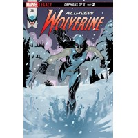 ALL NEW WOLVERINE #26 LEG - Tom Taylor