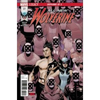 ALL NEW WOLVERINE #27 LEG - Tom Taylor