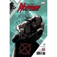 ALL NEW WOLVERINE #32 LEG - Tom Taylor