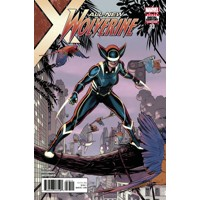 ALL NEW WOLVERINE #33 LEG - Tom Taylor