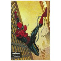 AMAZING SPIDER-MAN #54 LR IBAN COELLO STORMBREAKERS ONE PER STORE VAR - Nick S...
