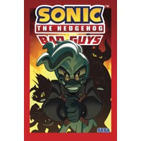 SONIC THE HEDGEHOG BAD GUYS TP - Ian Flynn
