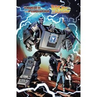 TRANSFORMERS BACK TO FUTURE TP - Cavan Scott
