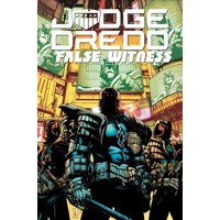 JUDGE DREDD FALSE WITNESS TP - Brandon M. Easton