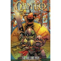 CANTO II HOLLOW MEN TP - David M. Booher