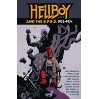 HELLBOY AND THE BPRD 1952-1954 HC - Mike Mignola, Scott Allie
