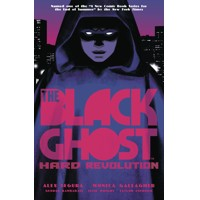BLACK GHOST TP - Monica Gallagher, Alex Segura