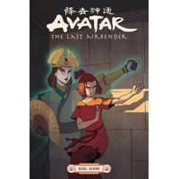 AVATAR LAST AIRBENDER SUKI ALONE TP - Faith Erin Hicks