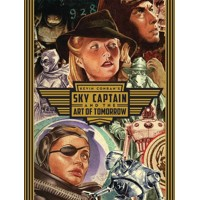 KEVIN CONRANS THE ART OF SKY CAPTAIN & WORLD OF TOMORROW HC - Kevin Conran