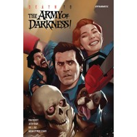 DEATH TO THE ARMY OF DARKNESS TP - Ryan Parrott
