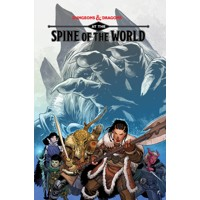 DUNGEONS & DRAGONS AT SPINE OF WORLD TP - AJ Mendez, Aimee Garcia