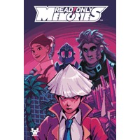 READ ONLY MEMORIES GN - Sina Grace
