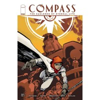 COMPASS #1 (OF 5) - Robert Mackenzie, Dave Walker