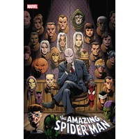 GIANT-SIZE AMAZING SPIDER-MAN CHAMELEON CONSPIRACY #1 - Nick Spencer