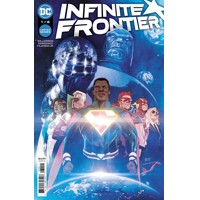 INFINITE FRONTIER #1 CVR A GERADS - Joshua Williamson