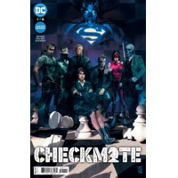 EVENT LEVIATHAN CHECKMATE #1 (OF 6) - Brian Michael Bendis
