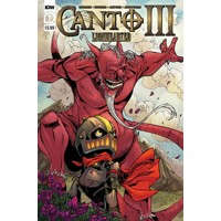 CANTO III LIONHEARTED #1 (OF 6) CVR A DREW ZUCKER - David M. Booher